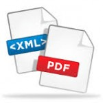 PDF y XML